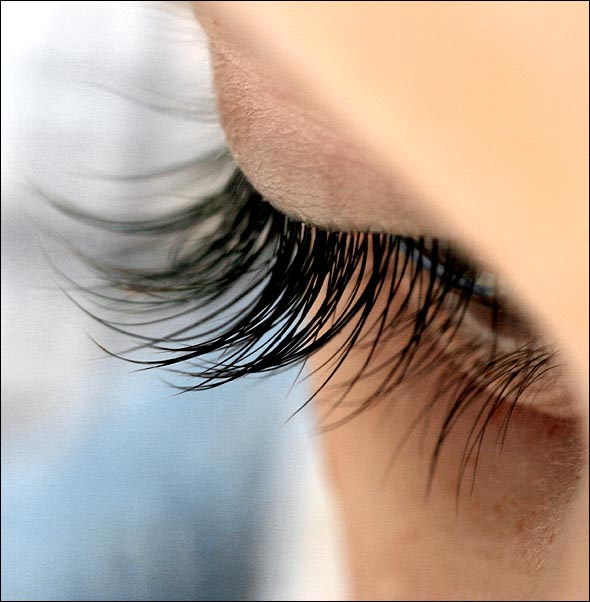 How long does it take eyelashes to grow back