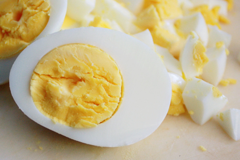 How long does a hard boiled egg last